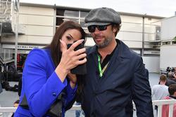 Minttu Virtanen, esposa de Kimi Raikkonen, Ferrari Jay Kay, Jamiroquai