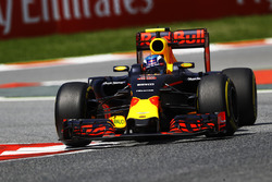 Max Verstappen, Red Bull Racing RB12 TAG Heuer