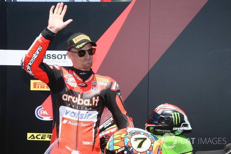 2e : Chaz Davies, Aruba.it Racing-Ducati SBK Team
