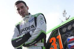 Jan Kopecky, SŠkoda Motorsport ŠSkoda Fabia R5
