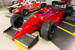 Ferrari 637 в музее Ferrari