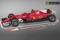 Animazioni 3D Motorsport.tv: Ferrari