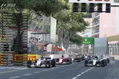 GP1 Türkiye Şampiyonası 6. yarış: Monaco