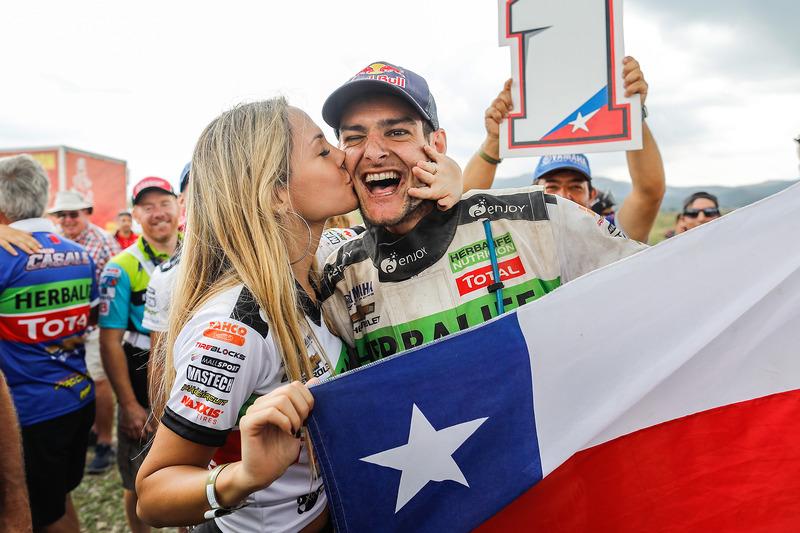 Ignacio Casale, campeão nos quadriciclos