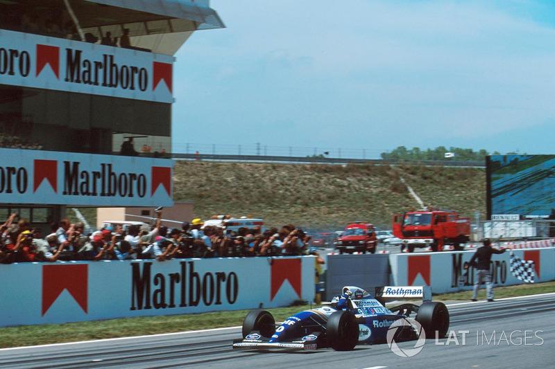 1994: Damon Hill, Williams FW16