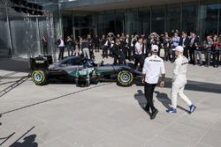 Lewis Hamilton, Mercedes-AMG F1, Valtteri Bottas, Mercedes-AMG F1