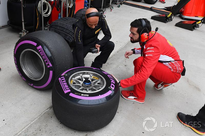 Інженер Ferrari і Pirelli