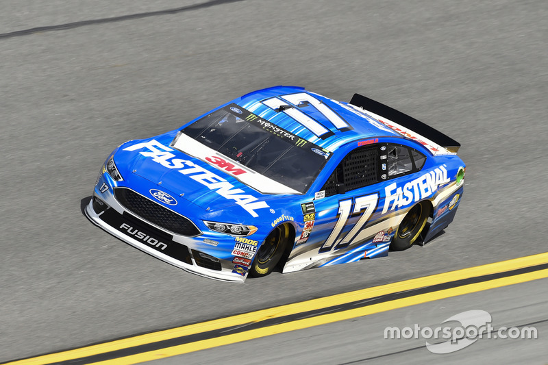 #17: Ricky Stenhouse Jr., Roush Fenway Racing, Ford Fusion