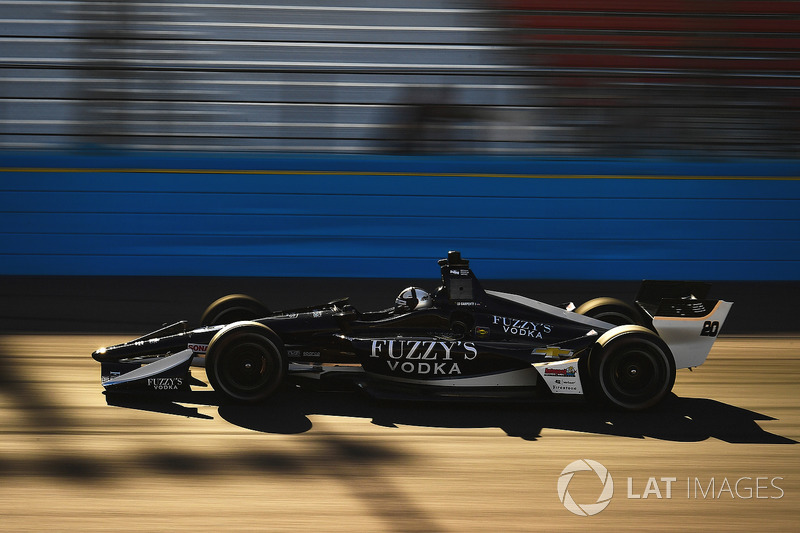 #20: Ed Carpenter / Jordan King, Ed Carpenter Racing, Chevrolet