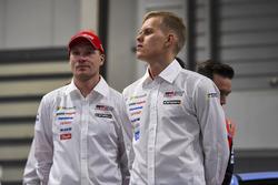 Jari-Matti Latvala and Ott Tanak, Toyota Racing