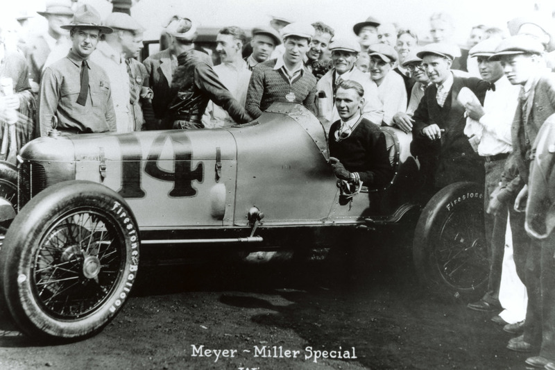 1928 - Louis Meyer, Miller
