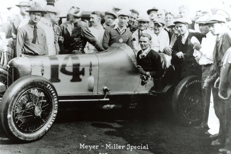 1928: Louis Meyer