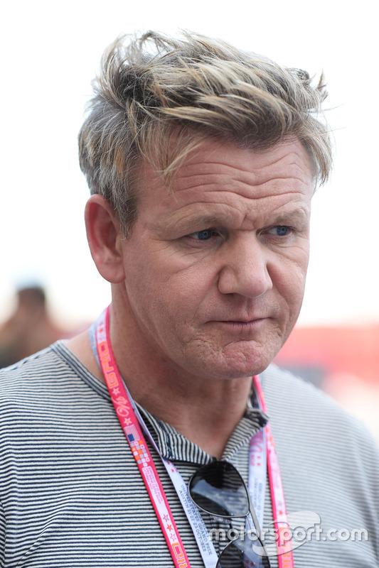 Gordon Ramsey, Celebrity Chef