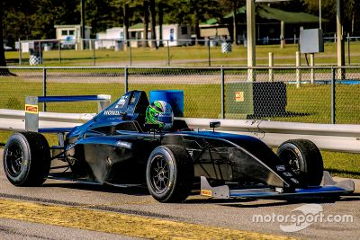 USA F4: new car testing