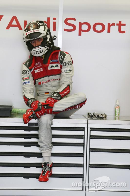 Andre Lotterer, #07 Audi Sport Team Joest Audi R18