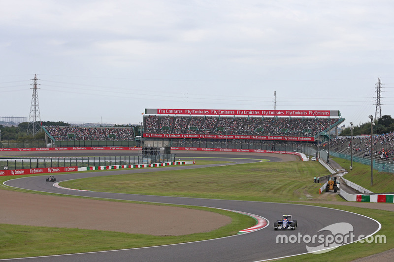 20: Felipe Nasr, Sauber F1 Team