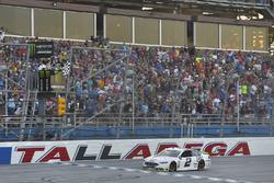 Sieg für Brad Keselowski, Team Penske Ford