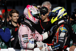 Maximilian Günther, Prema Powerteam Dallara F317 - Mercedes-Benz, Joel Eriksson, Motopark Dallara F3