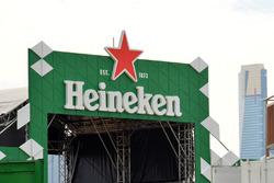 Heineken sahnesi