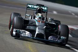 Льюис Хэмилтон, Mercedes AMG F1 W05