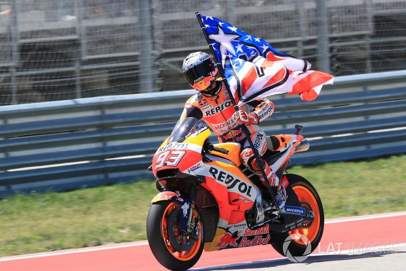 GP de las Américas: Marc Marquez, Repsol Honda Team