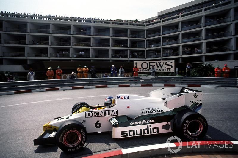1983-84: Williams-Honda FW09