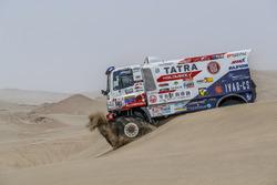 #505 Tatra Buggyra Racing: Мартін Коломи, Іржі Штросс, Ростіслав Плни