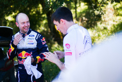 Craig Breen, Citroën World Rally Team, Daniel Barritt, M-Sport Ford WRT Ford Fiesta WRC