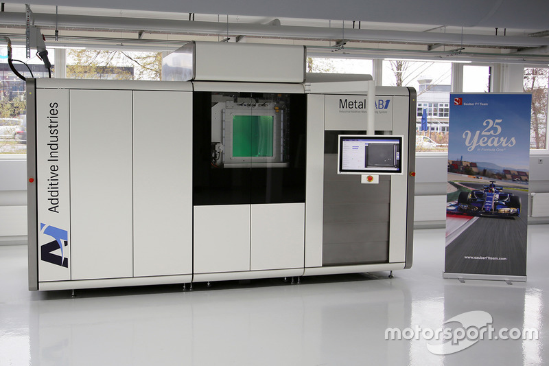Additive Industries 3D printing machine