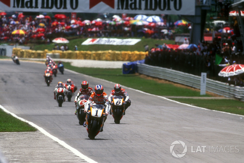 1995 - Мік Дуен, Honda