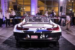 The BMW M8 GTE
