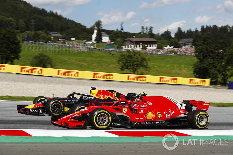 7 місце — Кімі Райкконен, Ferrari