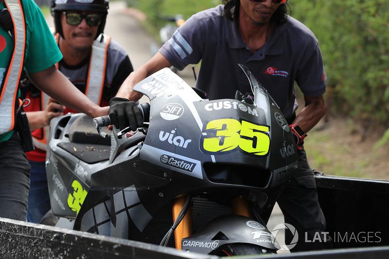 Motor Cal Crutchlow, Team LCR Honda
