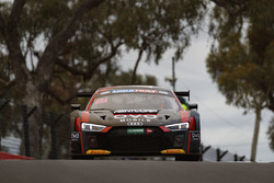 #69 Audi Sport Customer Racing Audi R8 LMS: James Koundoris, Theo Koundouris, Ash Walsh, Duvashen Pa