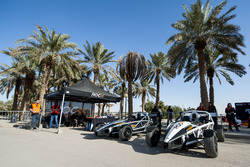 The Ariel Atom Cup ready for ROC Factor