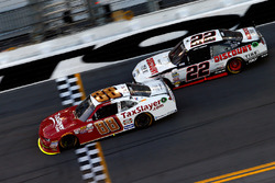 Checkered flag: Chase Elliott, JR Motorsports Chevrolet