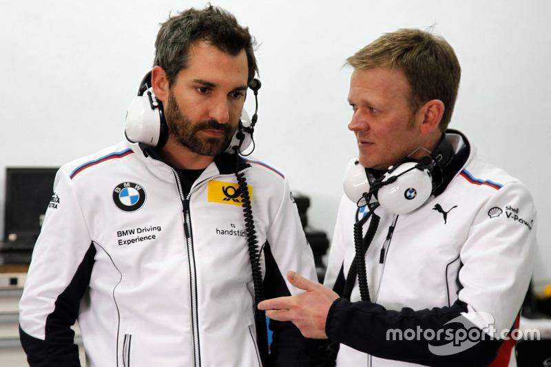 Timo Glock und Stefan Reinhold