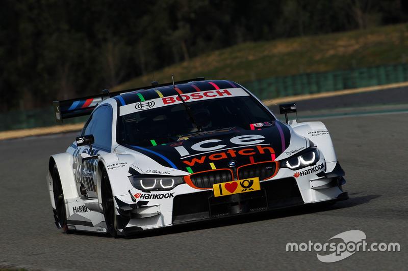 Im Mittelfeld: BMW