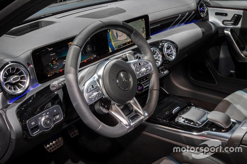 Mercedes-AMG A35 4Matic 2019 року