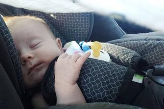 Sillita de bebé