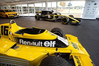 Renault RS 01 et Renault R.S. 18