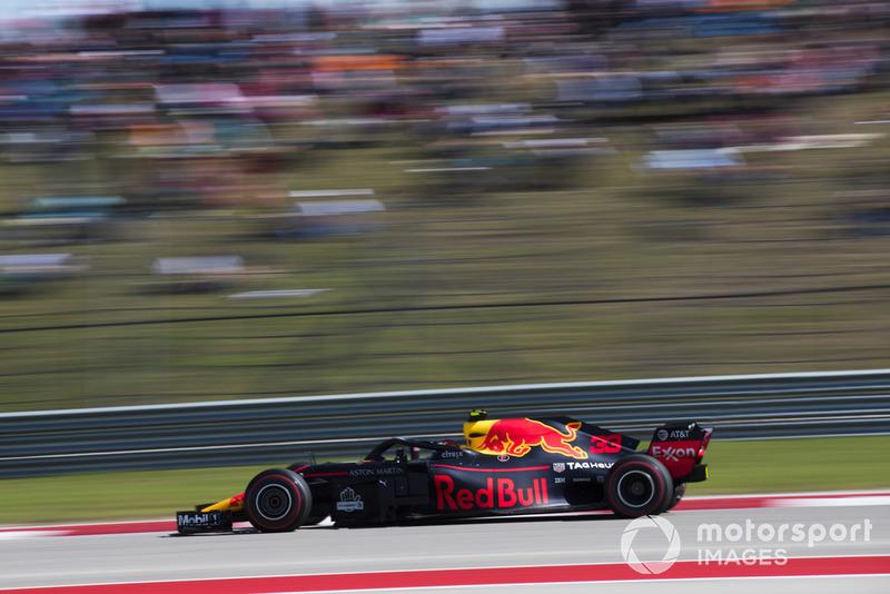 Verstappen acaba 2º tras arrancar 18º