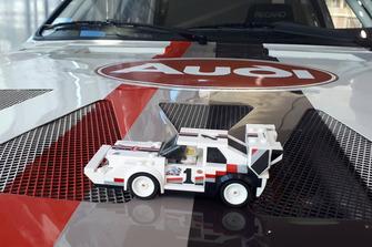 Lego Audi S1 Pikes Peak Car
