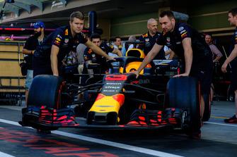 L'équipe Red Bull