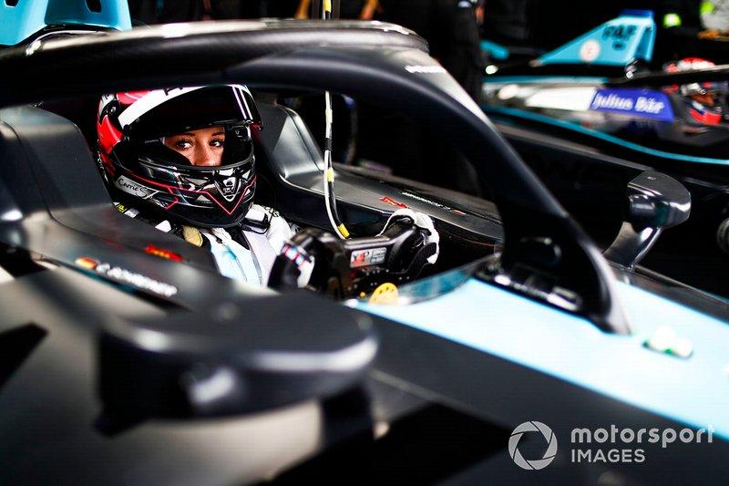 Каррі Шрайнер, HWA Racelab, VFE-05