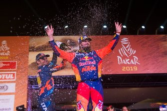 Podium: #3 Red Bull KTM Factory Racing KTM: Toby Price