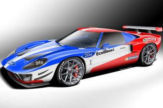 Superformance MKI Ford GT40 ecoboost sema