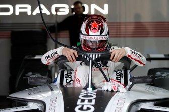 Maximilian Gunther, Dragon Racing, Penske EV-3