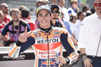 Tweede, Marc Marquez, Repsol Honda Team