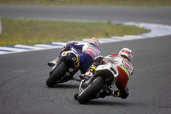 Mick Doohan, Honda, Alex Barros, Suzuki